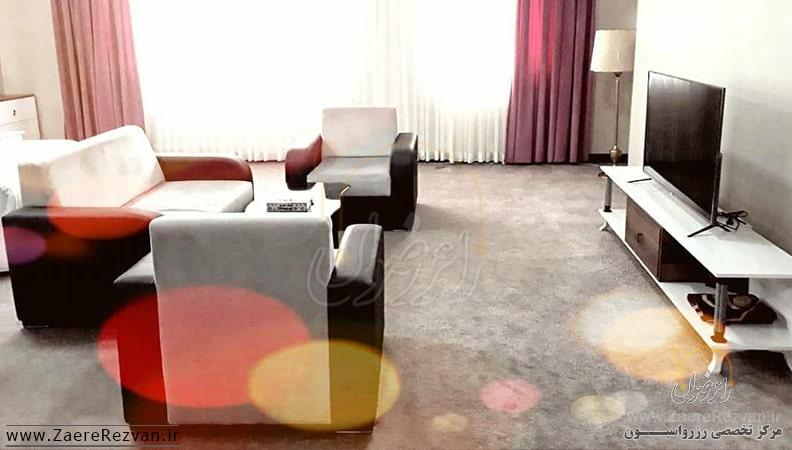 هتل آپارتمان حریرستان 5 min - هتل آپارتمان حریرستان مشهد