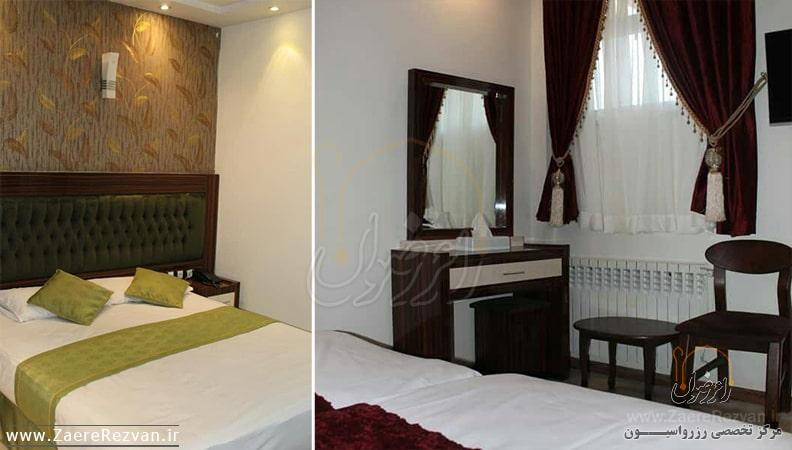 هتل آپارتمان پارادایس 6 min - قیمت هتل های مشهد در ولادت امام جواد