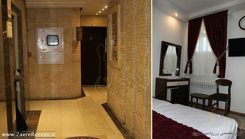 هتل آپارتمان پارادایس 7 min - هتل آپارتمان پارادایس