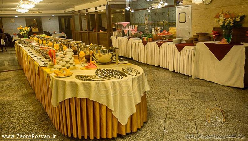 هتل آفتاب شرق 10 min - هتل آفتاب شرق