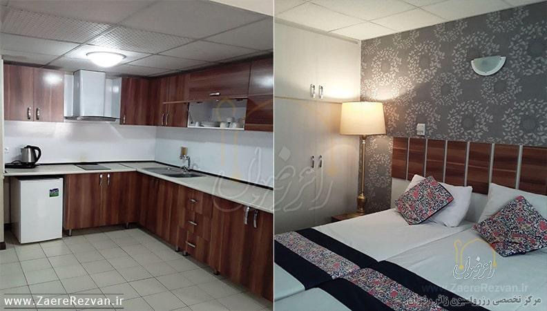 هتل آپارتمان حریرستان 12 min - هتل آپارتمان حریرستان مشهد