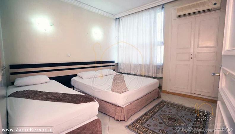 هتل آپارتمان خوشبین 10 min - هتل آپارتمان خوشبین
