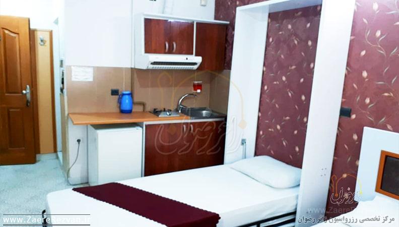 هتل آپارتمان پریناز 1 min - هتل آپارتمان پریناز