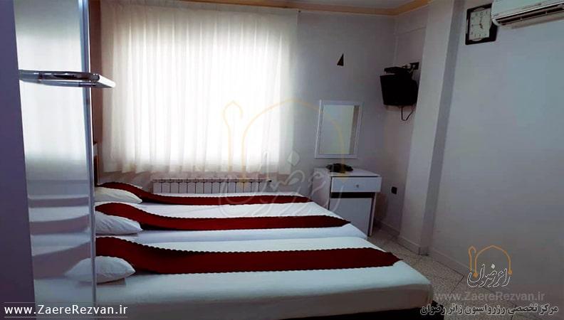 هتل آپارتمان پریناز 2 min - هتل آپارتمان پریناز
