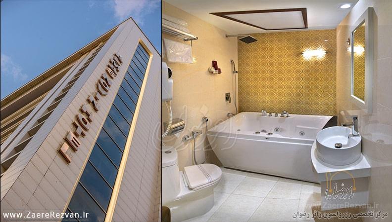 هتل الماس نوین 14 min - هتل الماس نوین