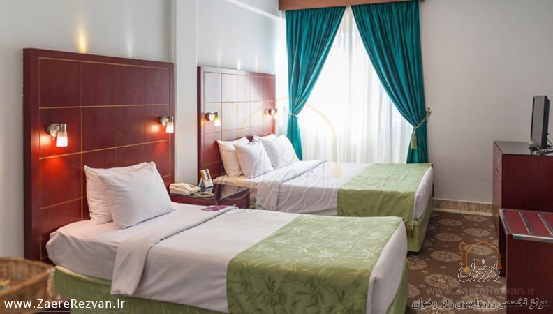 هتل تارا مشهد 11 min - هتل تارا