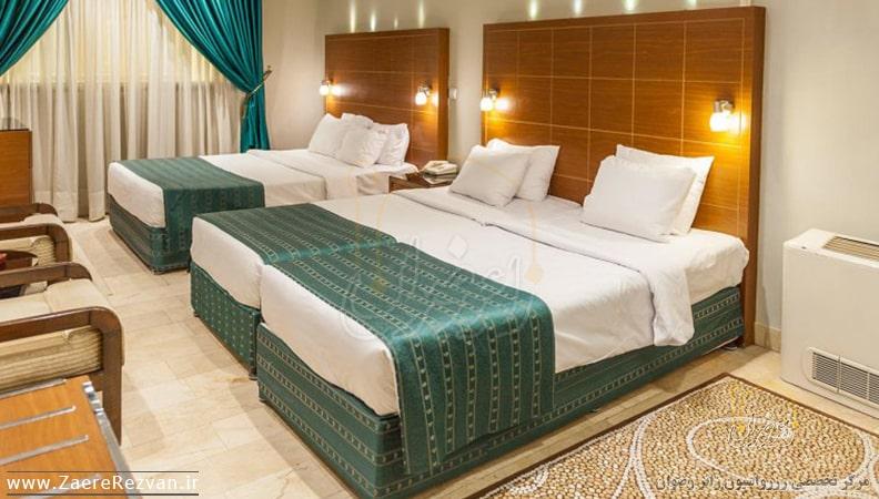 هتل تارا مشهد 13 min - هتل تارا