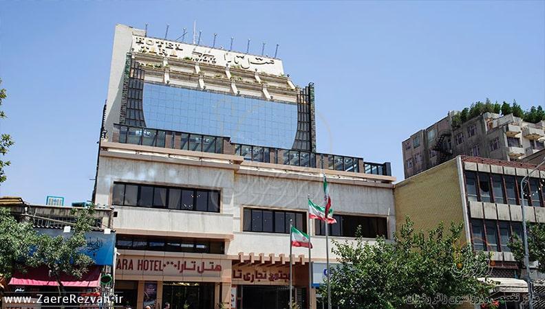 هتل تارا مشهد 20 min - هتل تارا