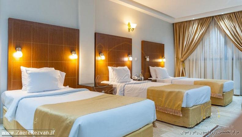 هتل تارا مشهد 4 min - هتل تارا