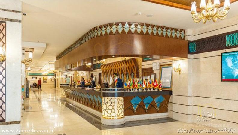 هتل مدینه الرضا 12 min - هتل مدینه الرضا (ع)