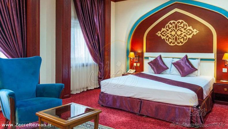 هتل مدینه الرضا 15 min - هتل مدینه الرضا (ع)