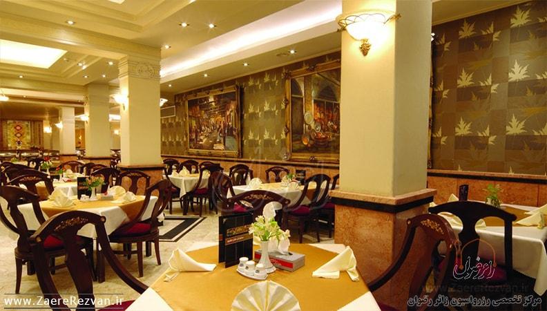 هتل مشهد 14 min - هتل مشهد