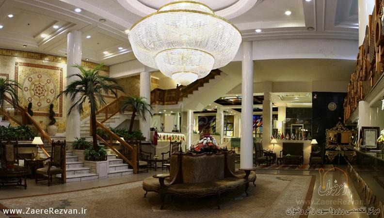 هتل مشهد 3 min - هتل مشهد