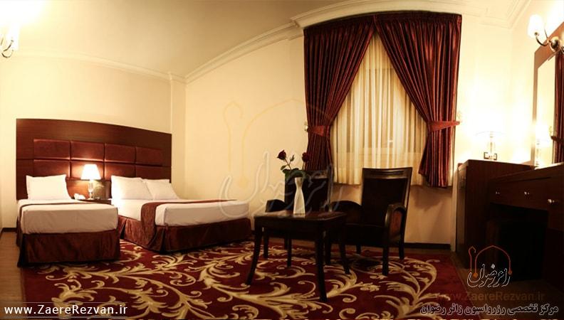 هتل مشهد 4 min - هتل مشهد