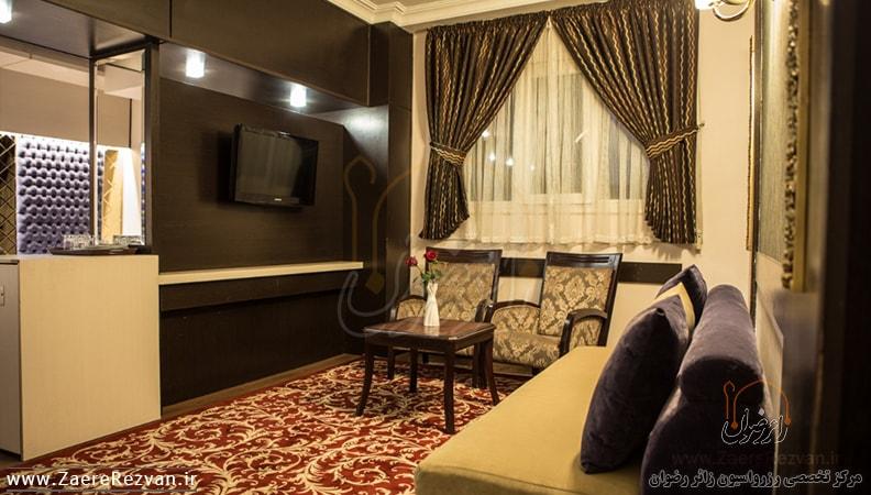 هتل مشهد 7 min - هتل مشهد
