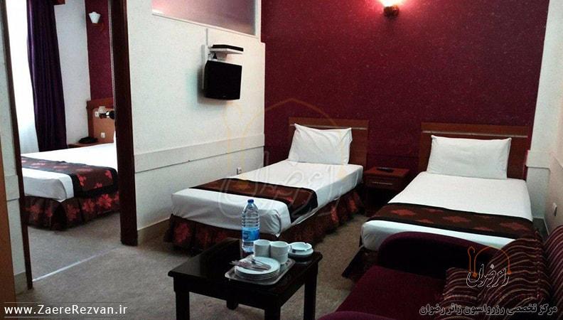 هتل پارمیدا 1 min - هتل پارمیدا