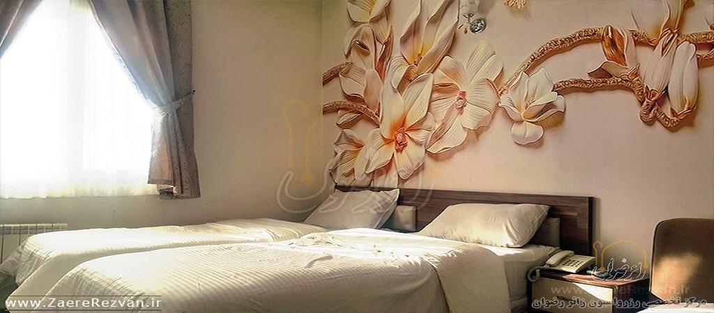 هتل معرفت 5 min - رزرو هتل های مشهد در نوروز 1400