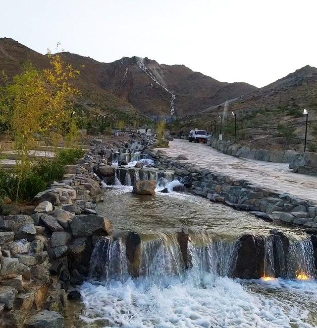 آبشار مصنوعی کوهشار - کوهشار مشهد کجاست ؟