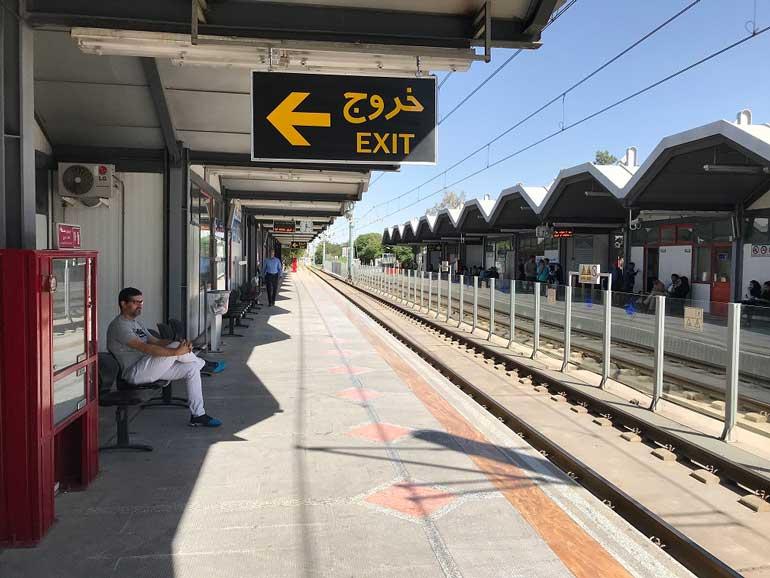 001 1 - متروی مشهد را مثل یک بومی بشناسید